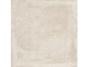 Antica Ceramica Olimpo Poseidone Bianco 61x61 cm naturale
