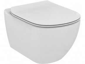 Ideal Standard Tesi T354201 Závěsné WC se sedátkem, bílé