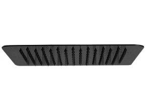 Sanjet INFINITY BLACK D1201BNO Stropní sprcha FLAT 30x30cm