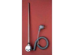 P.M.H. MEG 1.0 Elektrická topná tyč 400W, chrom