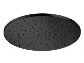 Sanjet BLACK E044073B | Sprcha kulatá ø40 cm nerezová ocel