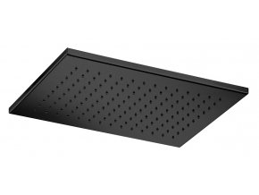 Sanjet BLACK E044082B   Sprcha obdélník 40x25 cm, mosaz