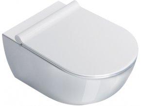 Catalano Set 1VSF54R00 A | WC závěsné včerně Slim sedátko