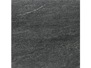 La Futura 2.0 A1E8B1A1 | Dlažba 60x60x2 cm, černá reliéfní