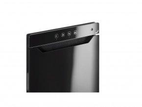 Zehnder Zenia | Eleektrické topné těleso černé 1000x450 mm