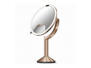 Simplehuman TRIO ST3034 | Kosmetické zrcátko rose gold