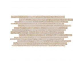 Rako Pietra DDPSE629 | Dekor béžový 30x51 cm, protiskluz