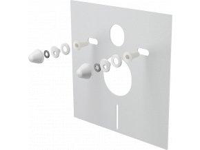 AlcaPlast M930 | Izolační deska pro závěsné WC a bidet
