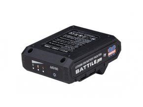 Montolit BATTILE PRO Náhradní baterie pro vibrační přísavku