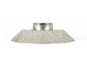 Montolit FPE15TPGF | Diamantový brusný kotouč fine, 45º