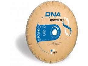 Montolit SCX180 | Celoobvodový diamantový kotouč DNA