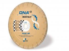 Montolit SCXS T250 | Celoobvodový diamantový kotouč DNA