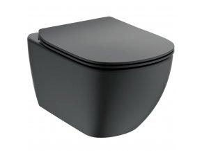 Ideal Standard Tesi T3546V3 | WC závěsné včetně sedátka