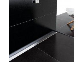 Profilpas Cover 22123 | Odtokový rošt 120 cm, saténová ocel