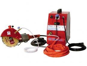 Montolit AQUAFLEX EM125 | Bezprašný systém pro vodní řezání