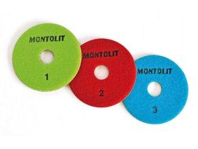 Montolit PDRKIT | Leštící set diamantový kotoučů na kámen