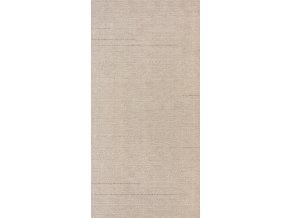 Rako Textile obklad, béžová 20x40 cm naturale, WADMB102.1