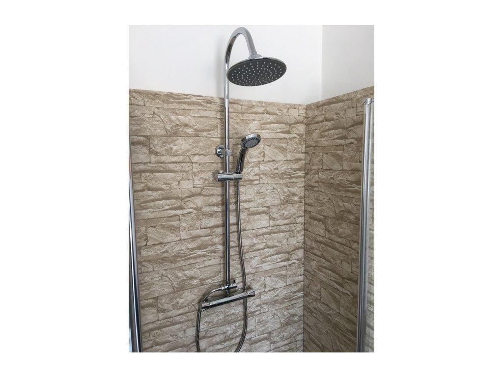 Sprchový set ROSS Water termostatickou baterií | koupelnyross