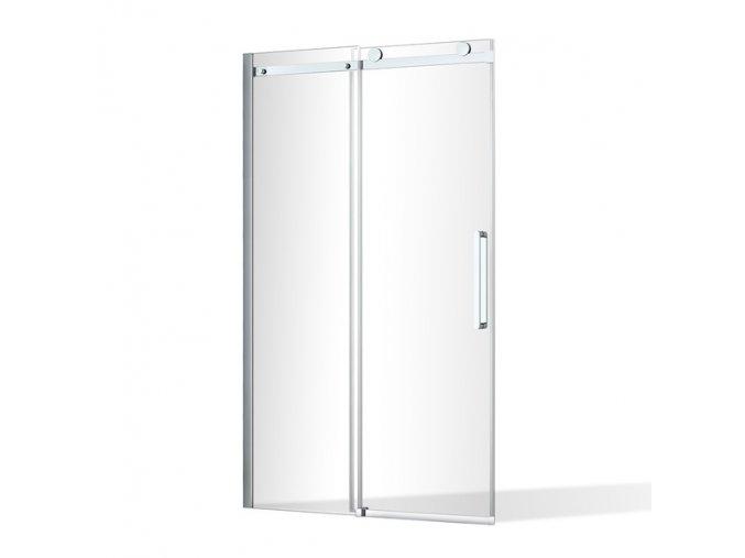 Posuvné sprchové dveře ROLER 1400 mm | koupelnyross.cz