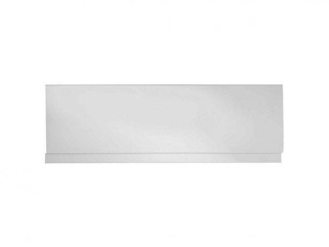 celni panel akrylatovy bily na vanu adela a klara | koupelnyross.cz