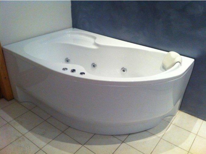 Čelní panel k vaně LAURA 150, 160, 170 cm | koupelnyross.cz