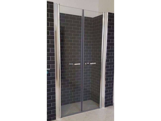 Premium 91-96 cm čiré sklo 6 mm - Sprchové dveře do niky   koupelnyross.cz