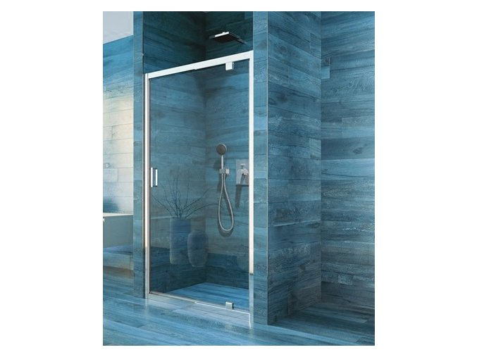 Sprchové jednokřídlé dveře COOL 90x190 cm | koupelnyross.cz