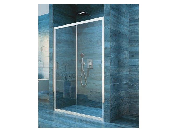 Sprchové posuvné dveře COOL 100 cm | koupelnyross.cz