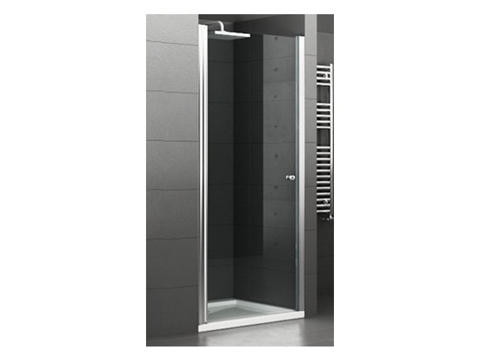 ROSS Mono 90x195 cm -  jednokřídlé sprchové dveře 90-95 cm | koupelnyross.cz