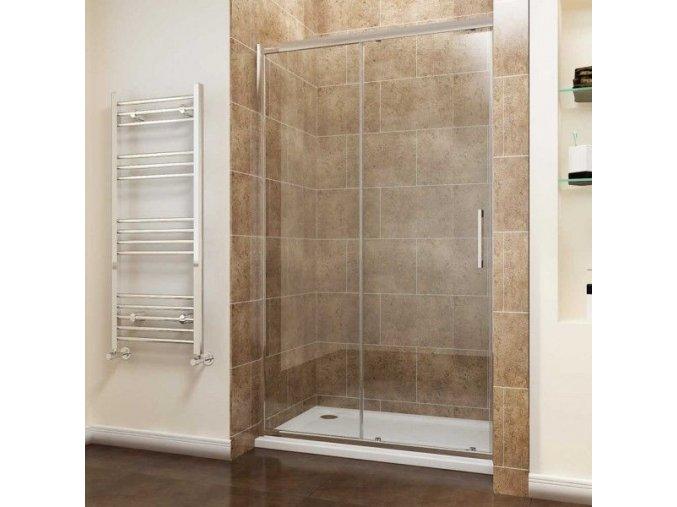 ROSS-Posuvné sprchové dveře ROSS Comfort 100 | koupelnyross.cz