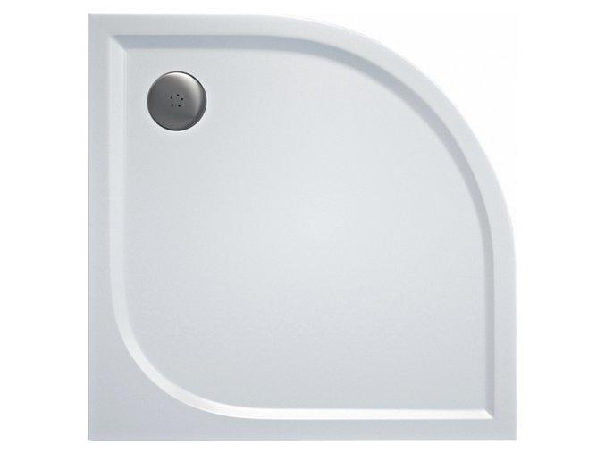 star ctvrtkruhova vanicka z liteho mramoru 90x90 cm | koupelnyross.cz