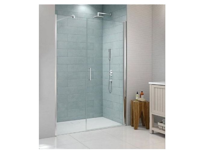 ROSS Lordy 120x190 cm -  jednokřídlé sprchové dveře 116-121 cm | koupelnyross.cz