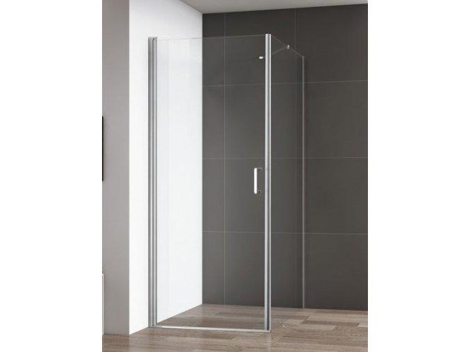 Atlanta 80x80 - čtvercový sprchový kout | koupelnyross.cz