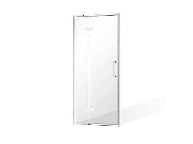 LINE 80 jednokřídlé sprchové dveře | koupelnyross.cz