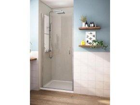 ROSS ALORE 85x190cm - jednokřídlé sprchové dveře 81-86cm | koupelnyross.cz