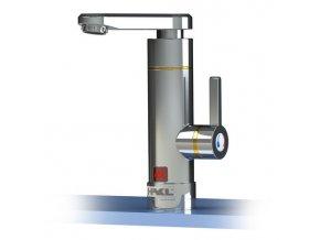 Elektrická přímoohřevná vodovodní baterie IconocLine | koupelnyross.cz