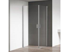 Boston 100x80 - obdélníkový sprchový kout | koupelnyross.cz