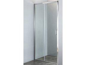 ROSS DIMENSION posuvné sprchové dveře 140cm | koupelnyross.cz