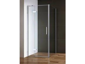 LINER 80 čtvercový sprchový kout | koupelnyross.cz