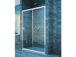 Sprchové posuvné dveře COOL 110 cm | koupelnyross.cz