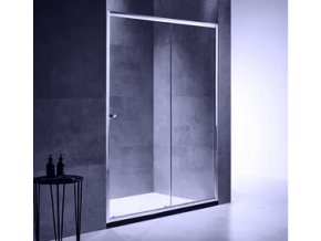 Posuvné sprchové dveře ROSS Luxo 115 | koupelnyross.cz