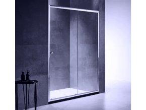 Posuvné sprchové dveře ROSS Luxo 120 | koupelnyross.cz