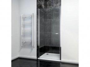 Premium R1 90x195 cm - jednokřídlé sprchové dveře 86-91 cm | koupelnzross.cz