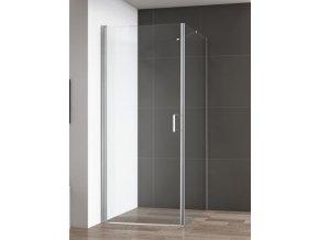 Atlanta 100x80 - obdélníkový sprchový kout | koupelnyross.cz