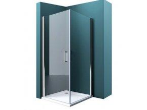 Atlanta 90x90 - čtvercový sprchový kout | koupelnyross.cz