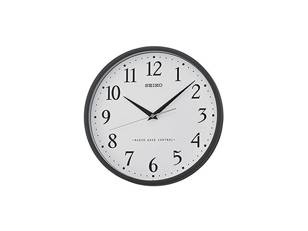 Rádiem řízené hodiny SEIKO