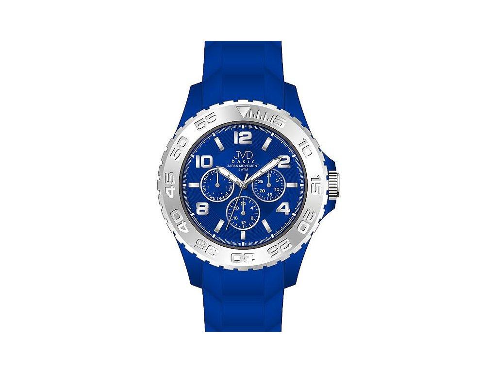 Dámské barevné hodinky JVD