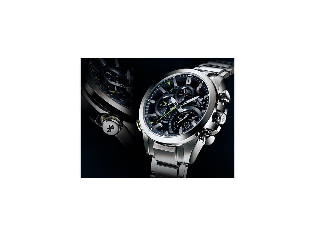 4e5ddc5e6f3 ... CASIO EQB 501D-1A + box na hodinky v hodnotě 690