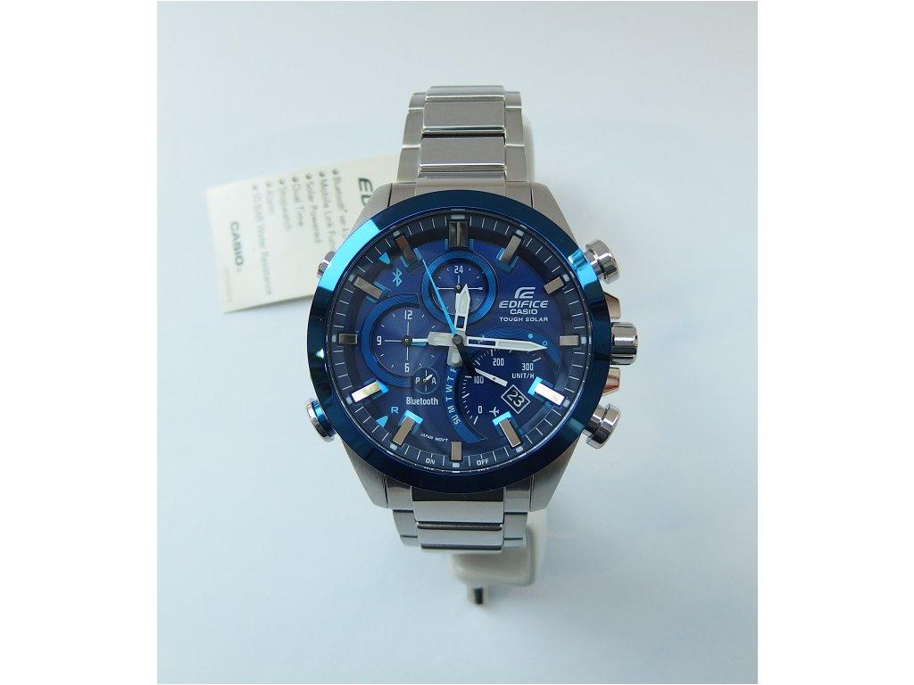 e94785bbca3 ... CASIO EQB 501DB-2A + box na hodinky v hodnotě 690