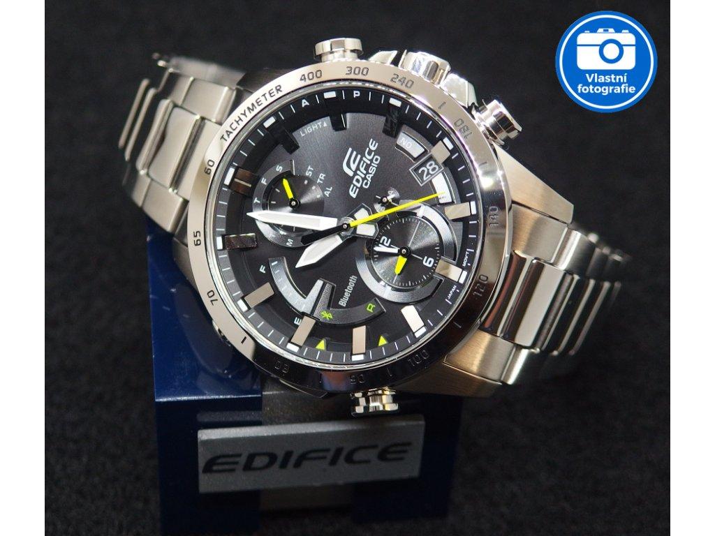 9471d8a4024 CASIO EQB 900D-1A + box na hodinky v hodnotě 690
